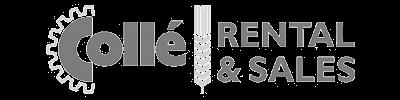 Logo Collé Rental & Sales